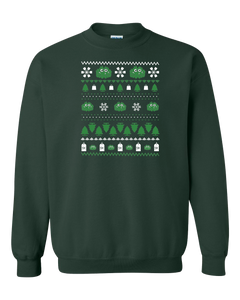 Black Friday - Wiggly Holiday Sweater Style Sweatshirt