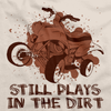 4 WHEEL: STILL PLAYS IN DIRT Natural art preview