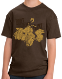 Youth Brown Dirt Don't Hurt - Muddin Offroading Mud Pride 4wheelers Quads T-shirt