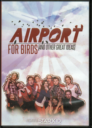 StarKid Presents: Airport For Birds And other Great Ideas DVD