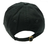 Low Profile Hat Black Tin Can Brothers Embroidered Low Profile Hat