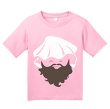 Youth Pink Bearded Clam - Sex Joke Ocean Double Entendre Funny Pun Clam T-shirt