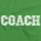 COACH RED T-SHIRT Green art preview