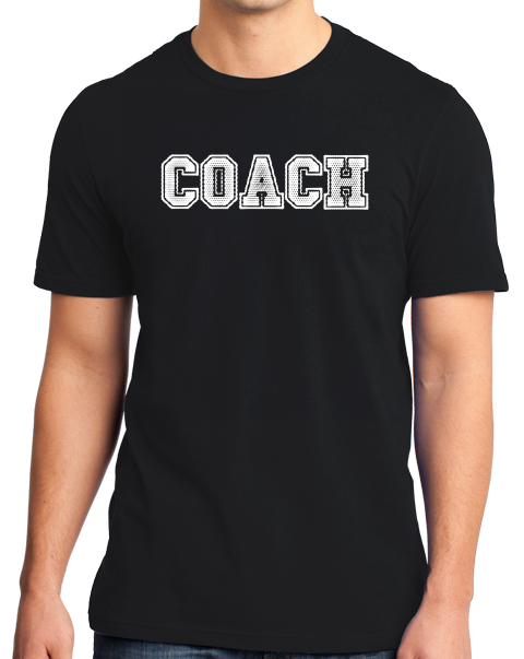 Standard Black COACH RED T-SHIRT T-shirt