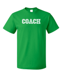 Standard Green COACH RED T-SHIRT T-shirt