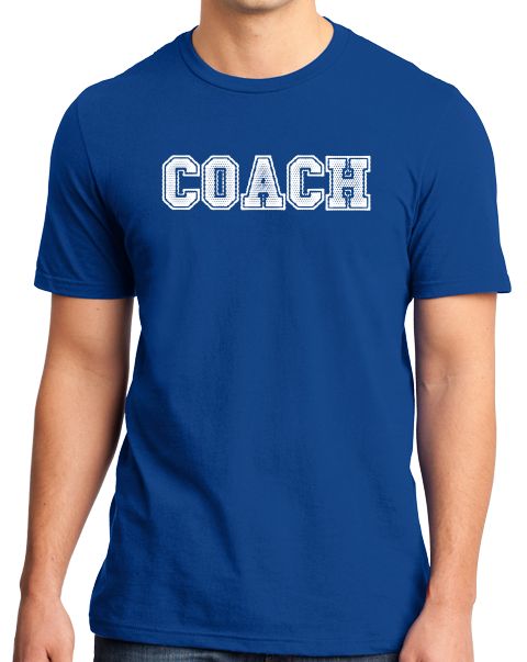 Standard Royal COACH RED T-SHIRT T-shirt