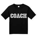 Youth Black COACH RED T-SHIRT T-shirt