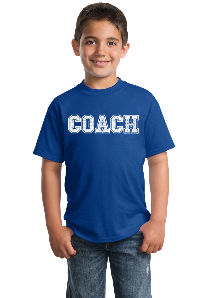 Youth Royal COACH RED T-SHIRT T-shirt