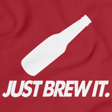 JUST BREW IT Red art preview