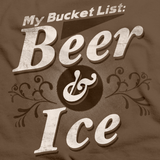 MY [BEER] BUCKET LIST Brown art preview