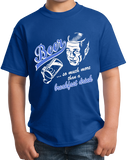 Youth Royal Beer : More Than Breakfast - Funny Retro Beer Lover 1950s Humor T-shirt