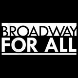 Broadway for All (Dark Colors) Black Art Preview