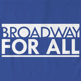 Broadway for All (Dark Colors) Royal Art Preview