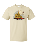 Standard Natural Everyone Can Use A Little Tug Now And Again - Tugboat Cute Funny T-shirt