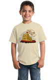 Youth Natural Everyone Can Use A Little Tug Now And Again - Tugboat Cute Funny T-shirt