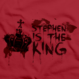 Stephen is the King Red art preview