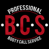 BCS: PROFESSIONAL BOOTY CALL SERVICE Black art preview