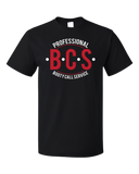 Standard Black BCS: PROFESSIONAL BOOTY CALL SERVICE T-shirt