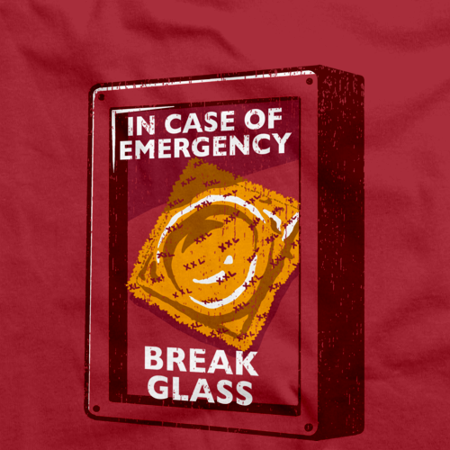 CONDOM EMERGENCY Red art preview