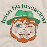 IRISH BY INSERTION Natural art preview