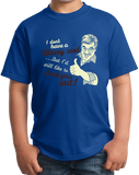 Youth Royal No Library Card, But I'd Still Like To Check You Out! -Sex Joke T-shirt