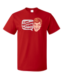 Standard Red I Snatch Kisses (And Vice Versa) - Lewd Humor Snatch Funny Sex T-shirt