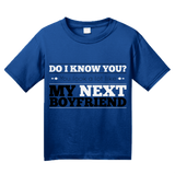 Youth Royal You Look Like My New Boyfriend! - Funny Drinking Pickup Line Bar T-shirt