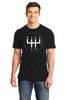 Standard Black 5 Speed Transition - Gearhead Manual Transmission Stick Shift T-shirt