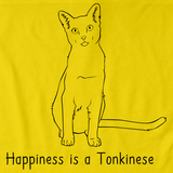 Happiness Is A Tonkinese Yellow Art Preview
