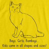 Boys, Girls, & Bombays = Kids Yellow Art Preview