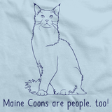 Manxes Are People Too! Light blue Art Preview