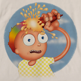 Ice Cream Morty Natural Art Preview