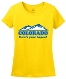 Ladies Yellow Colorado