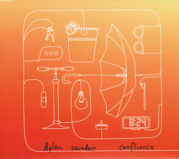 Dylan Saunders - Confluence Album