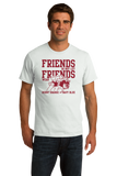 Standard White Football Fan from Alabama T-shirt
