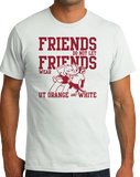 Unisex White Football Fan from Alabama T-shirt