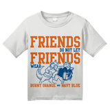 Youth White Football Fan from Florida T-shirt