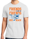 Standard White Football Fan from Florida T-shirt