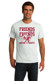 Standard White INDIANA FOOTBALL FAN TEE T-shirt