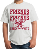Youth White INDIANA FOOTBALL FAN TEE T-shirt