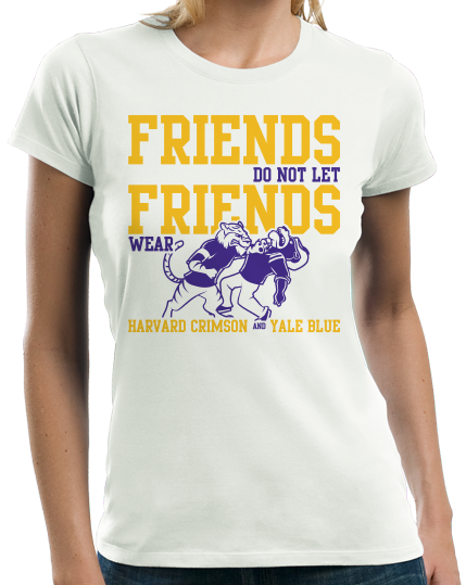 Ladies White Football Fan from Lousiana T-shirt