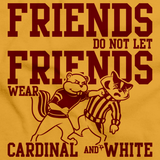 MINNESOTA FOOTBALL FAN TEE Gold art preview
