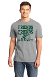 Standard Grey EAST LANSING FOOTBALL FAN TEE T-shirt