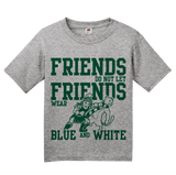 Youth Grey EAST LANSING FOOTBALL FAN TEE T-shirt