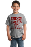 Youth Grey OHIO FOOTBALL FAN TEE T-shirt