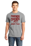 Standard Grey OHIO FOOTBALL FAN TEE T-shirt