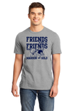 Standard Grey PENNSYLVANIA FOOTBALL FAN TEE T-shirt