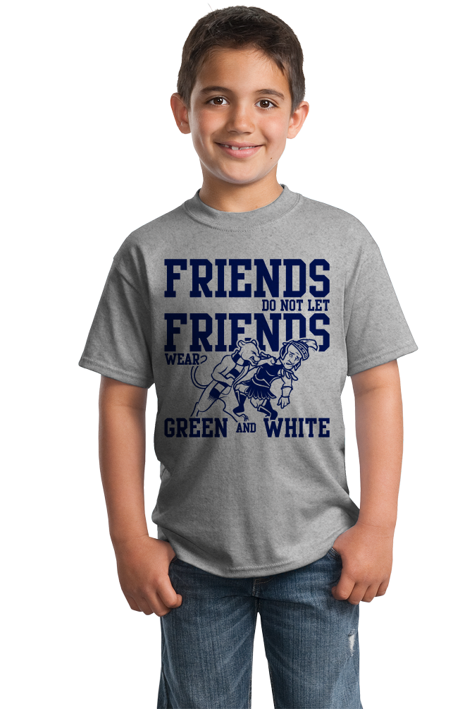 Youth Grey PENNSYLVANIA FOOTBALL FAN TEE T-shirt