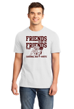 Standard White Football Fan from Texas T-shirt