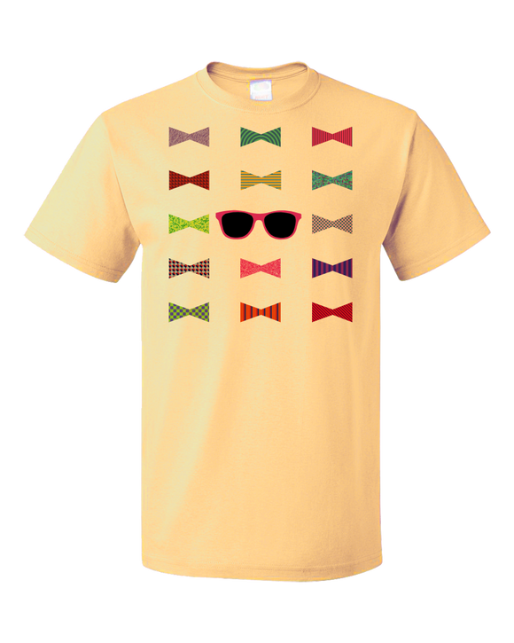 Standard Light Yellow Darren Criss Bowties T-shirt